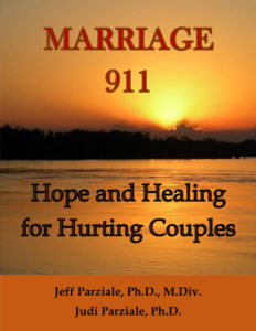 Book Cover image of Marriage 911